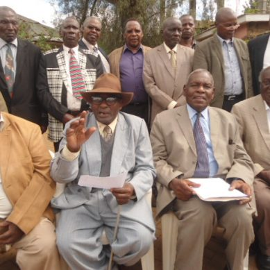 Battle to control Njuri Ncheke threatens peace in Meru