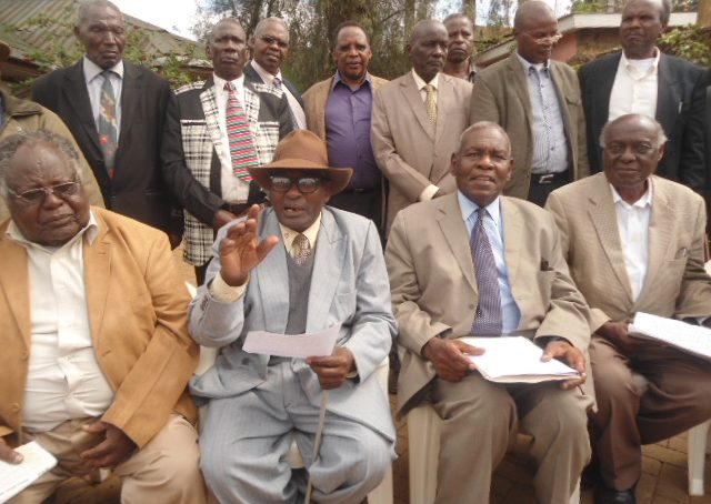 Battle to control Njuri Ncheke threatens peace in Meru