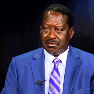 Raila's men face  political oblivion in 2017 as rivals sharpen daggers