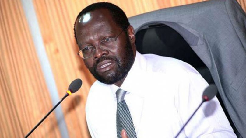 Nyong'o kitchen cabinet in disarray
