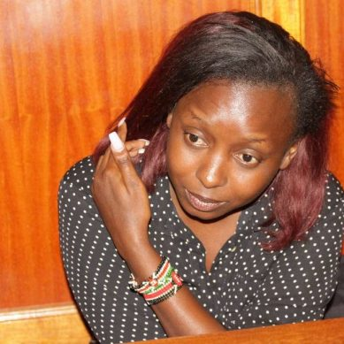 TV star Jacque Maribe jinxed love world: Is she the Kenyan version of  Ihuoma of the famous Concubine book?