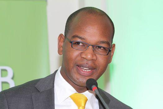 Peter Ndegwa's competitor