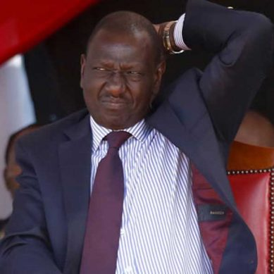 Ruto set to divorce Uhuru