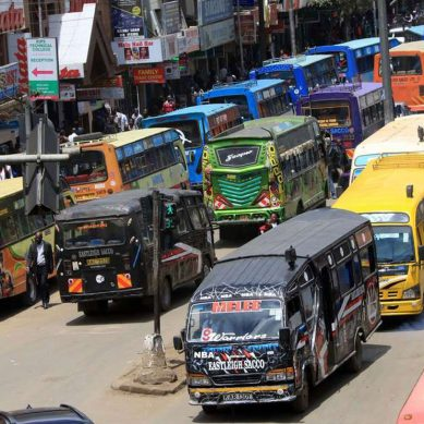 Now City Tom Mboya Street Matatu free