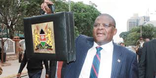Plan to have Githae replace  Rotich as treasury CS in offing