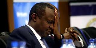 Confusion in Uhuru kitchen cabinet over CS Rotich fate.