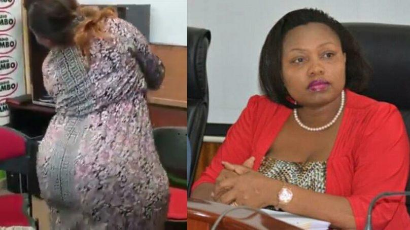 Senator Omanga faces arrest