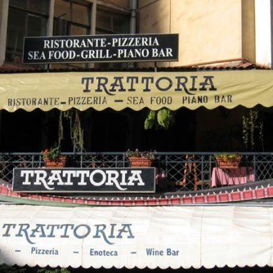 Has Trattoria owner Gaetano Ruffo acquired 20th Century building?