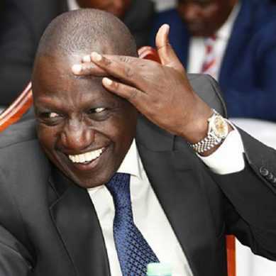 How Ruto pulled down Uhuru twitter post
