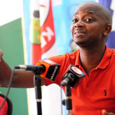FKF in Sh135m Fifa donation scam