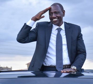 Ruto's influence in Nakuru county politics