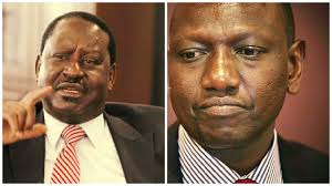 Confirmed: Raila to face Ruto 2022