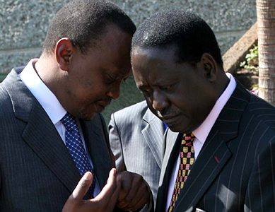 Will Mudavadi be Uhuru, Raila surprise 2022 choice?