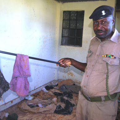 Serial rapists arrested with 300 women pants found in raping dens