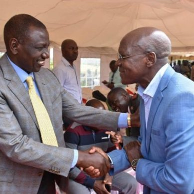 Who is who in Ruto's new party