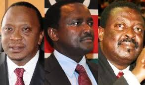 Uhuru surprise phone calls to Mudavadi,Kalonzo