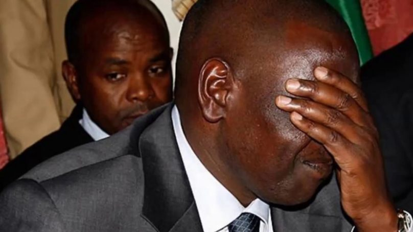 Uhuru bans state officials receiving Ruto phone calls, offering security