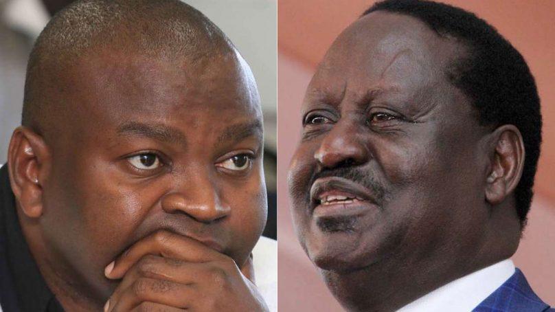 Echesa now tries to reach Raila
