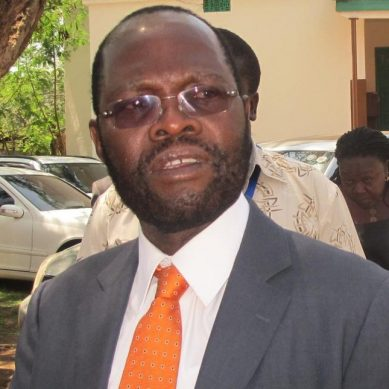 Court fines governor Nyongo Sh400,000