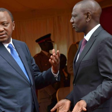 Now Ruto needs appointment to visit State House
