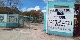 Tension simmmering at Olkejuado High School
