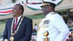 Pressure on Uhuru to extend Mwathethe's term intensifies