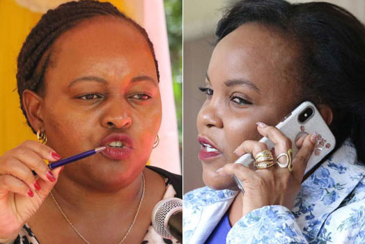 New war pitting Waiguru, Ngirici explodes again