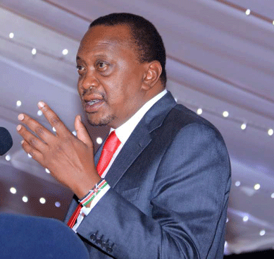 Ruto remarks annoys Uhuru at National Prayer meeting Safari Park Hotel