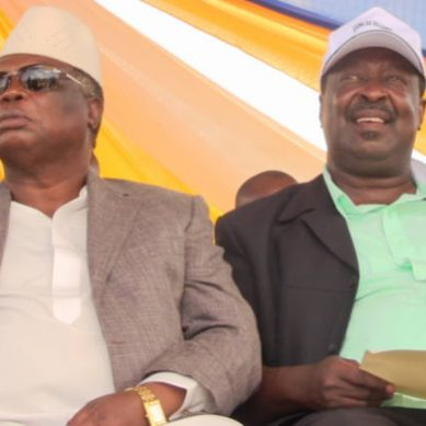 Mudavadi, Atwoli political marriage hit rocks