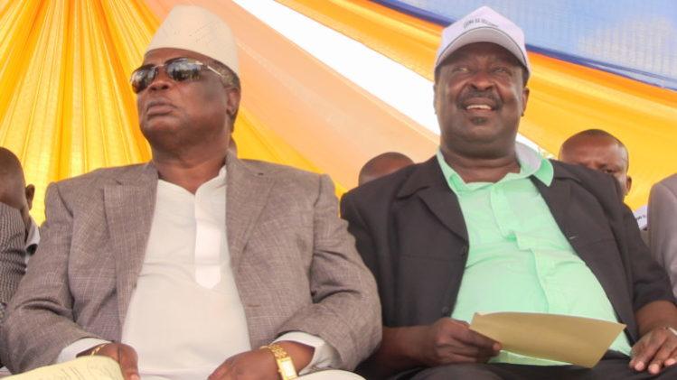 Mudavadi, Atwoli political marriage hit rocks