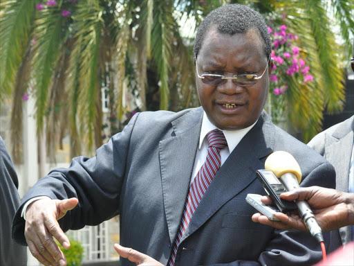 Kakamega deputy governor in fresh imprest scam