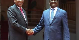Changing scenarios in Luo politics after handshake