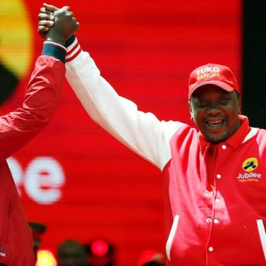 Mombasa Jubilee men feel Uhuru betrayal