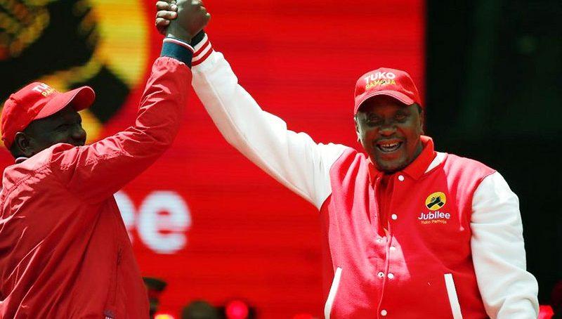 Mombasa Jubilee men feel Uhuru betrayal