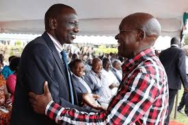 Plot to have Khawale replace Murathe in Jubilee