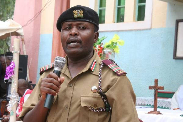 Residents cross swords with state in Narok