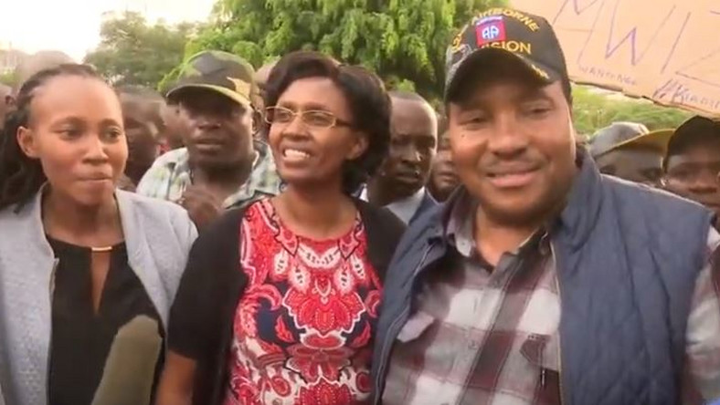Waititu's daughter sh 100 million bank account to be frozen.