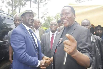 Why Onyonka has abandoned Ruto