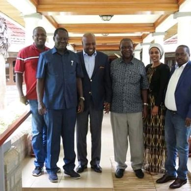 Elgeyo-Marakwet Governor joins Raila, Gideon Moi camp in Uhuru succession
