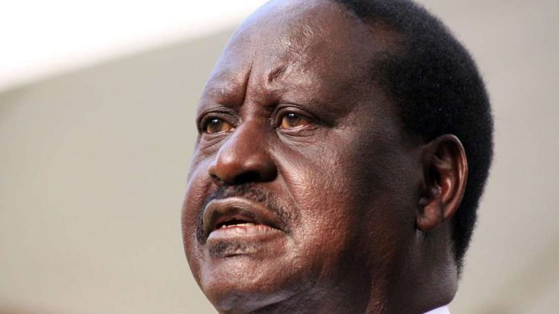 Axe to fall on Raila top confidants