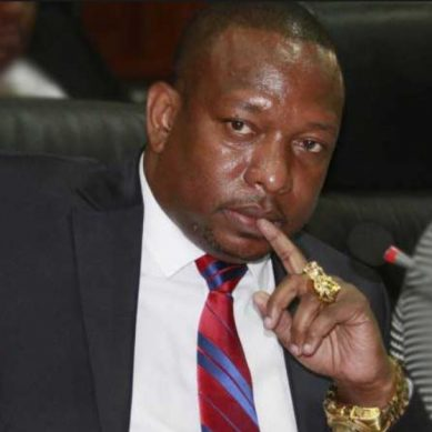 Here are Governor Sonko's viral videos in France