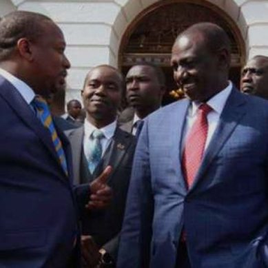 Has Sonko abandoned Ruto?