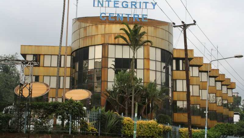 Pending files at Kisumu EACC office pile