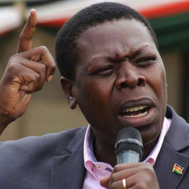 Wamalwa on 2022 alliances