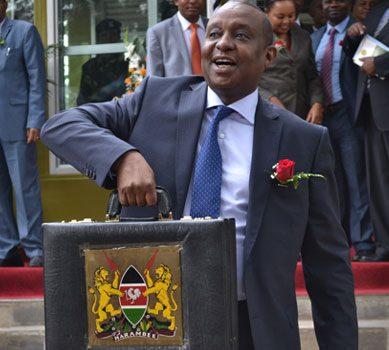 Uhuru chairs Cabinet meeting ahead of Budget reading