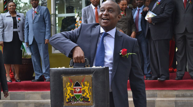 Uhuru chairs Cabinet meeting ahead of Budget reading