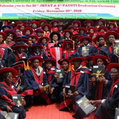 The Facts and Fictions about JKUAT PhD Acquisition
