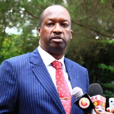 Kiprono Kittony name crops up in Trans Nzoia politics