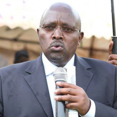Which way ex-minister Kipruto Kirwa in Trans Nzoia politics