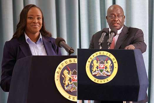 Pressure on Uhuru to replace dead press unit